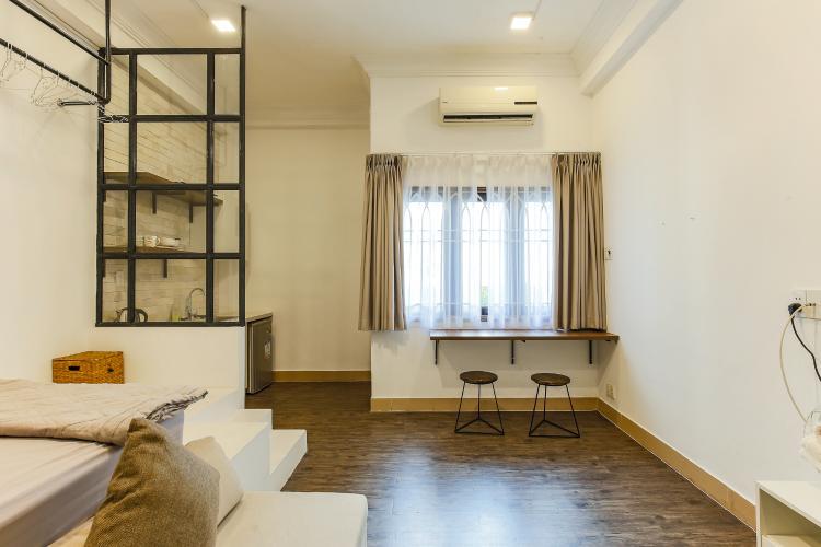 Căn hộ dịch vụ 1 phòng ngủ Đường Mai Thị Lựu diện tích 36m2