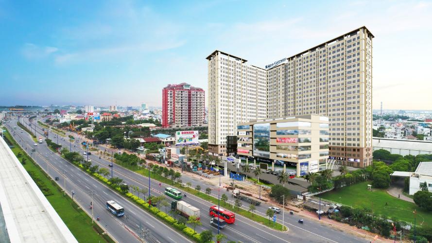 căn hộ Saigon Gateway quận 9 Căn hộ Saigon Gateway nội thất cơ bản, view hồ bơi thoáng mát.