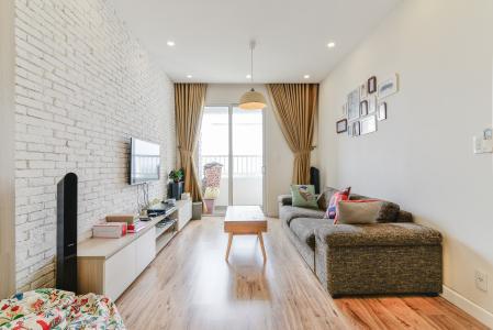 Căn hộ  Lexington Residence 2 phòng ngủ tầng thấp LA đầy đủ tiện nghi