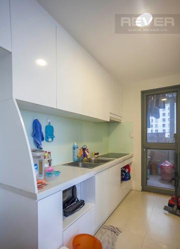 Nhà Bếp Căn hộ Masteri Thảo Điền 2 phòng ngủ tầng trung T1 hướng Đông Nam