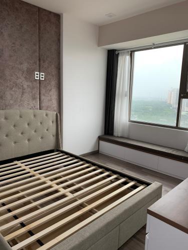 Phòng ngủ Saigon South Residence Nhà Bè  Căn hộ Saigon South Residence tầng cao, đầy đủ nội thất.