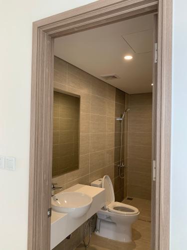 Phòng tắm căn hộ Vinhomes Grand Park Căn hộ Vinhomes Grand Park, view thành phố và nội khu thoáng mát.