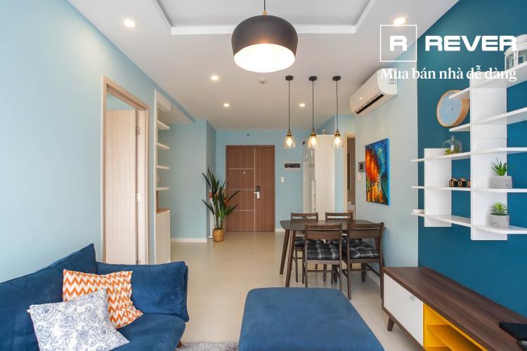 Căn hộ New City Thủ Thiêm 2 phòng ngủ tầng thấp tháp BB đầy đủ nội thất