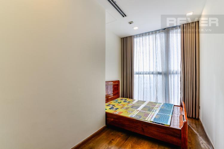 Phòng Ngủ 3 Căn hộ Vinhomes Central Park tầng cao, park 1, 3 phòng ngủ full nội thất