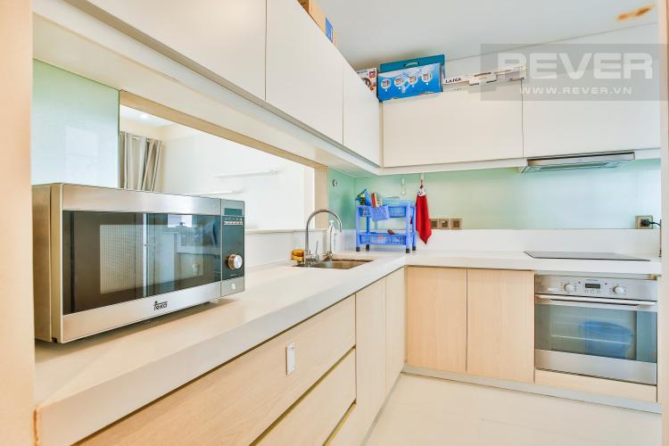 Bếp Căn hộ The Estella Residence 2 phòng ngủ tầng thấp 4A nội thất đầy đủ
