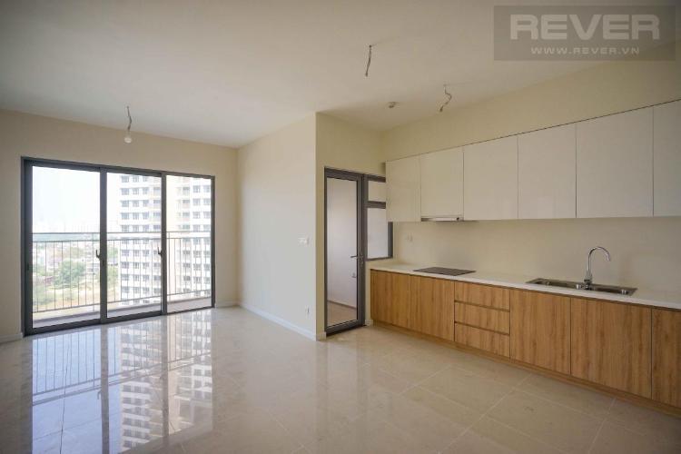 Bán căn hộ Palm Heights 2PN, diện tích 76m2, nội thất cơ bản, hướng ban công Tây Nam