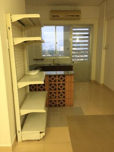 Căn hộ Block A Chung cư Bông Sao, nội thất đầy đủ