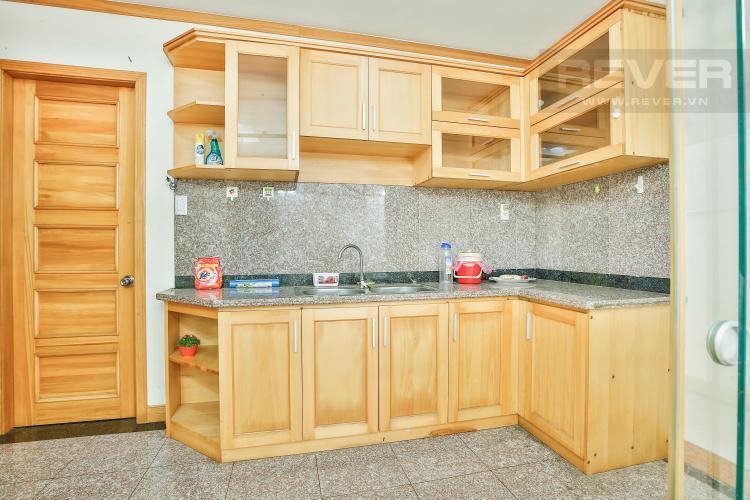 Bếp Căn hộ Phú Hoàng Anh 3 phòng ngủ tầng cao block B