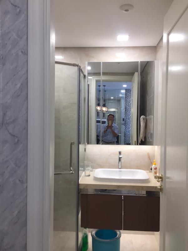 can-ho-Vinhomes-Golden-River Cho thuê căn hộ Vinhomes Golden River 1PN, tháp The Aqua 1, đầy đủ nội thất cao cấp, view mé sông