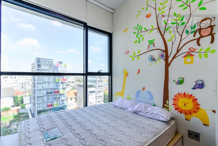 Phòng Ngủ 2 Bán hoặc cho thuê căn hộ The Ascent 2PN, đầy đủ nội thất, view Landmark 81