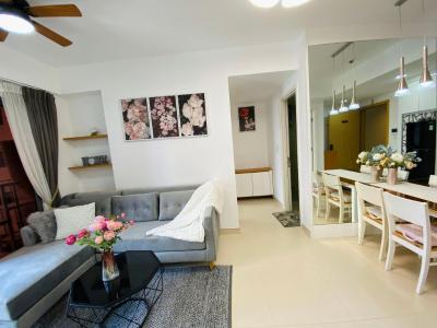 Bán căn hộ Masteri Thảo Điền 2PN, diện tích 76m2, đầy đủ nội thất, view nội khu