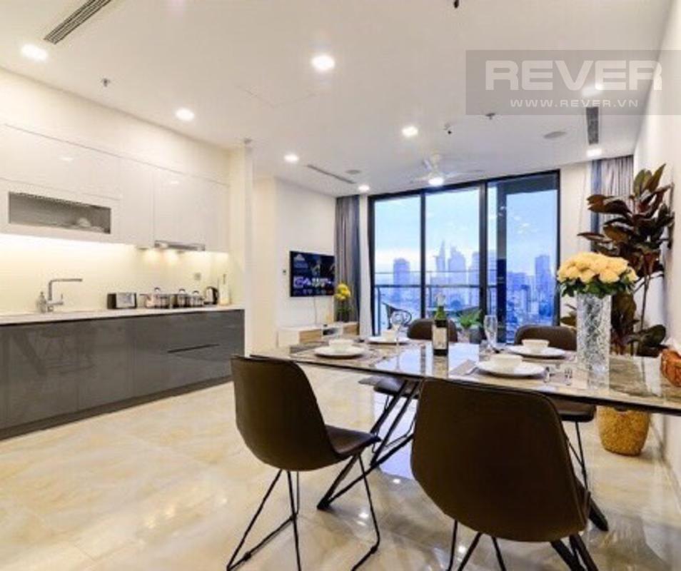 e33753979baf7df124be Bán căn hộ Vinhomes Golden River 2PN, diện tích 78m2, đầy đủ nội thất, view sông thoáng mát