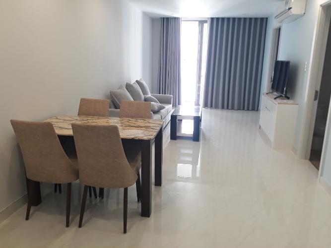Cho thuê căn hộ Saigon South Residence tầng cao, diện tích 71m2, đầy đủ nội thất