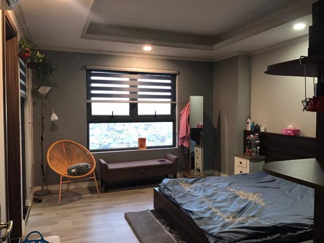 Phòng ngủ Homyland Riverside, Quận 2 Căn hộ Homyland Riverside tầng trung, nội thất cơ bản.