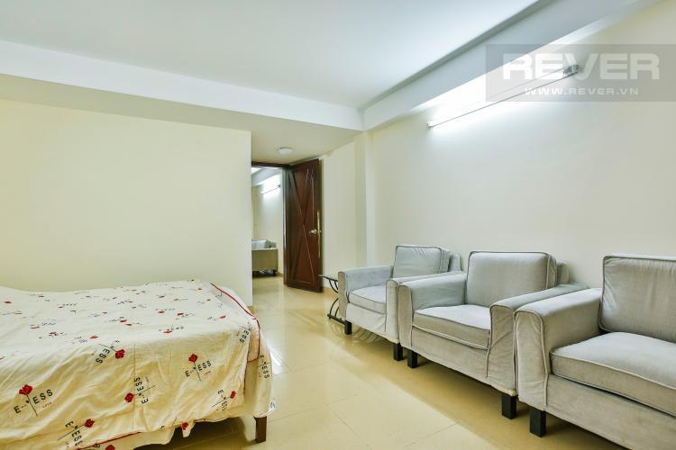 Nội thất phòng ngủ Nhà phố đường số 9 thiết kế đẹp, nội thất sang trọng
