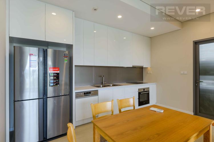 Bếp 2 Bán hoặc cho thuê căn hộ dual key Diamond Island - Đảo Kim Cương 3PN, đầy đủ nội thất, view sông thoáng mát