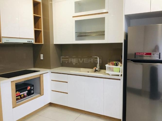 Phòng bếp căn hộ New City Thủ Thiêm Căn Hộ New City Thủ Thiêm nội thất đầy đủ view nội khu yên tĩnh.