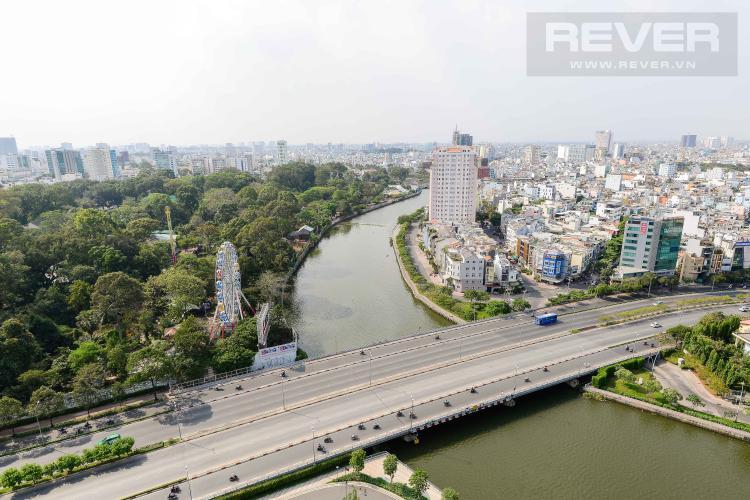 View Bán căn hộ Vinhomes Golden River 110.7m2 3PN 2WC, view sông, nội thất cao cấp