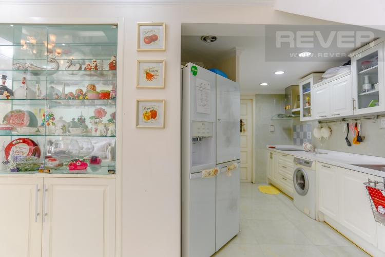 Phòng Bếp Duplex Phú Hoàng Anh 3 phòng ngủ view hồ bơi