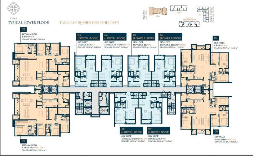 Bán căn hộ tháp Altaz nội thất cơ bản Feliz En Vista quận 2