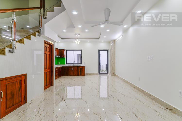 Phòng Khách Nhà phố 3 phòng ngủ đường Võ Chí Công Quận 9 diện tích 125m2