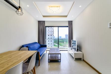Căn hộ New City Thủ Thiêm tầng trung 1 phòng ngủ view sông