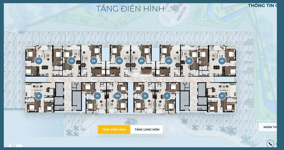 Bán căn hộ Sky 89 An Gia view sông Sài Gòn, nội thất đầy đủ