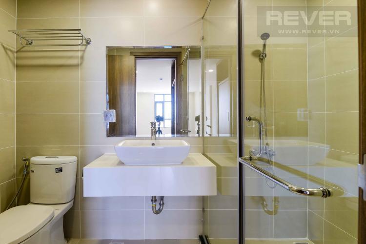 Toilet Bán căn hộ De Capella 2PN, block A, nội thất cơ bản, view Landmark 81