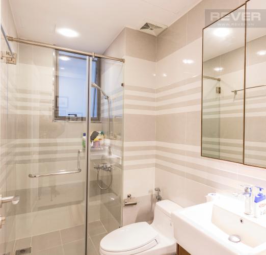 Phòng Tắm 1 Bán căn hộ RiverGate Residence 2PN, tầng cao, đầy đủ nội thất, view sông Sài Gòn