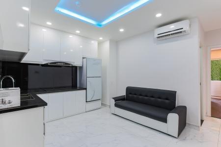 Căn hộ dịch vụ 45m2 Trần Quang Diệu Quận 3 đầy đủ nội thất