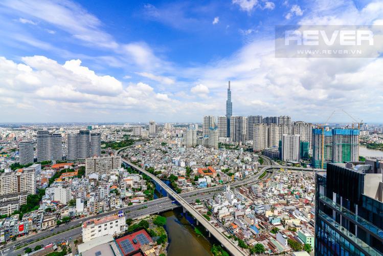 View Căn hộ Vinhomes Golden River 2PN tầng cao, view đẹp, đầy đủ nội thất