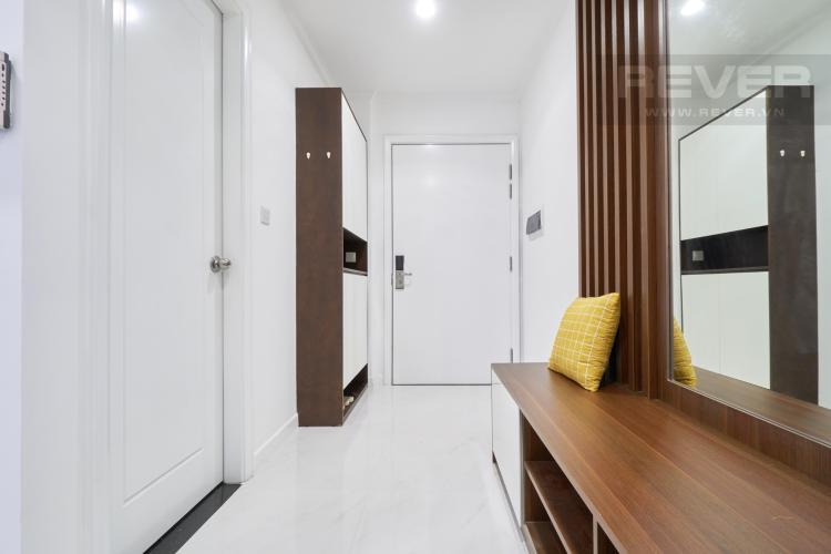 Lobby Bán căn hộ Vinhomes Central Park 3PN, tháp The Central 3, đầy đủ nội thất, thiết kế sang trọng