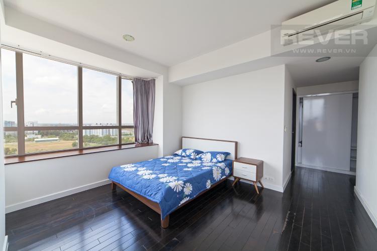 Phòng ngủ 1 Căn hộ Sunrise City 3 phòng ngủ tầng trung V1 view sông