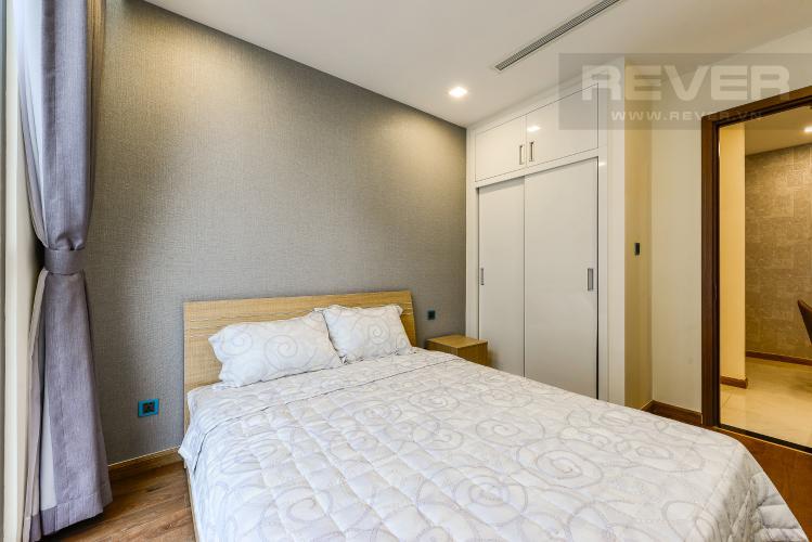 Phòng ngủ 3 Căn hộ Vinhomes Central Park tầng cao, Park 3, 3 phòng ngủ, view sông.