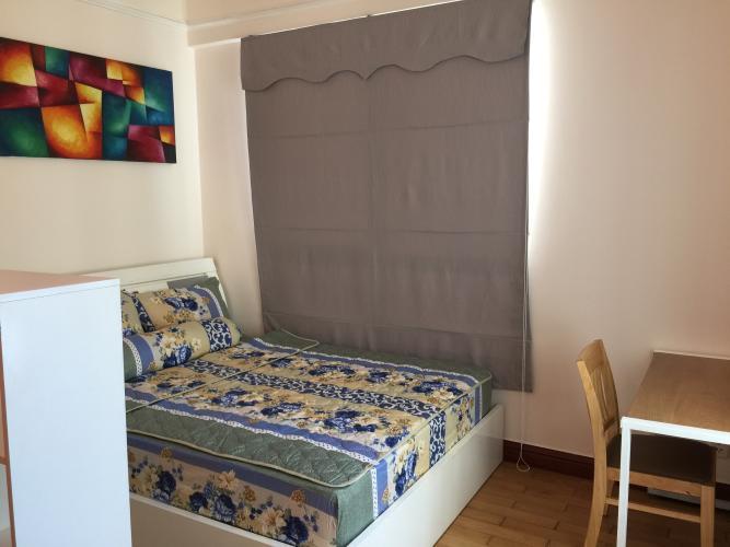 Phòng ngủ The Manor, Bình Thạnh Căn hộ The Manor tầng trung, cửa hướng Tây Bắc.