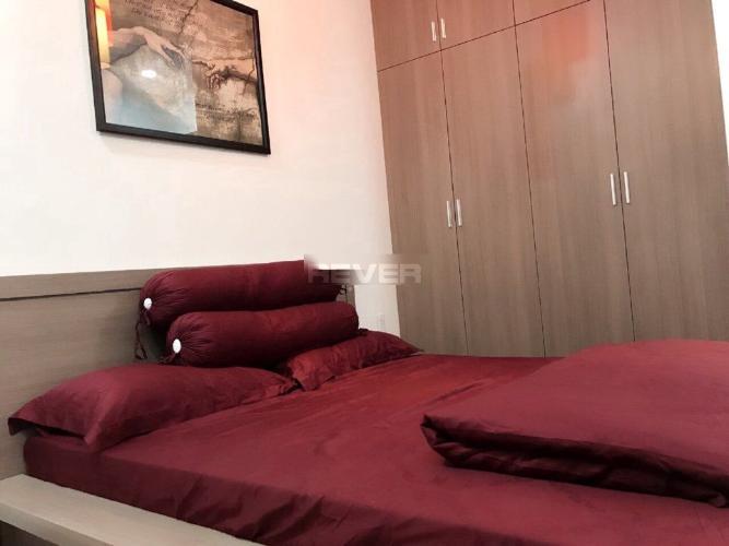 Phòng ngủ căn hộ Tecco Green Nest, Quận 12 Căn hộ Tecco Green Nest tầng trung, đầy đủ nội thất cao cấp tiện nghi.