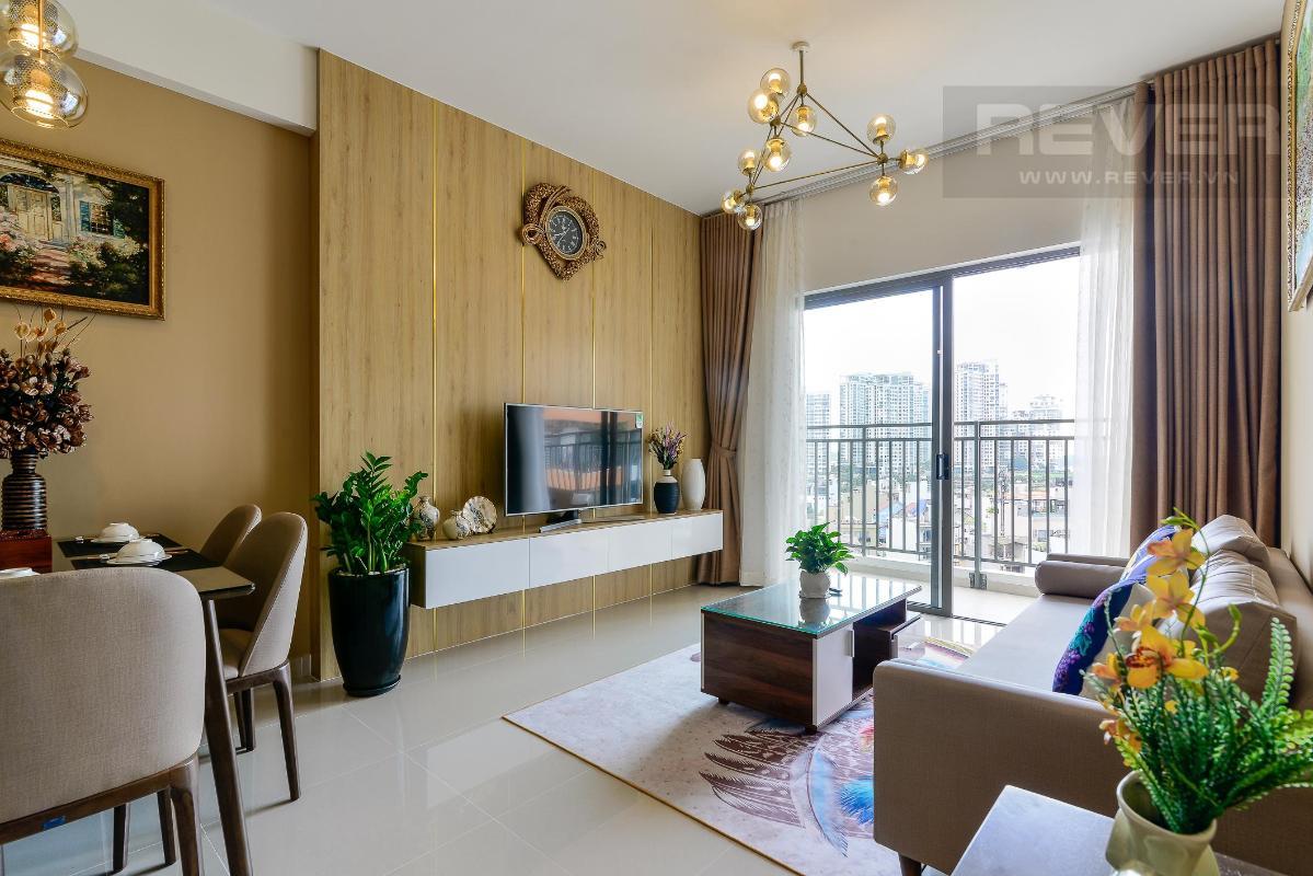 33af1486befe58a001ef Bán hoặc cho thuê căn hộ The Sun Avenue 3PN, tầng thấp, block 3, đầy đủ nội thất, hướng Tây Nam