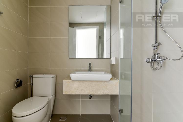 Phòng Tắm 1 Cho thuê căn hộ dual key Diamond Island - Đảo Kim Cương 3PN, tháp Bahamas, không có nội thất, view sông thoáng mát