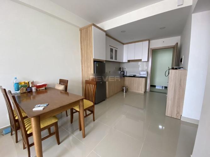 Căn hộ Saigon Gateway cửa chính hướng Đông Nam, đầy đủ tiện nghi.