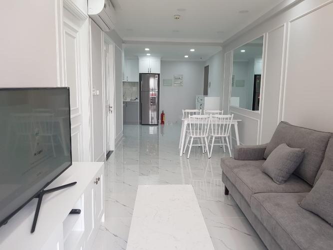 Cho thuê căn hộ đầy đủ nội thất Saigon South Residence, view sông
