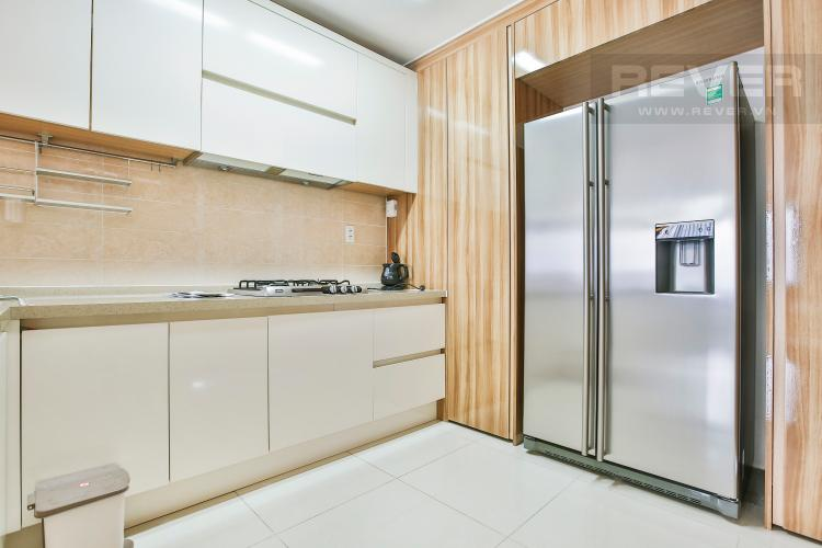 Bếp Căn hộ Cantavil Premier 3 phòng ngủ tầng trung D1 đầy đủ nội thất