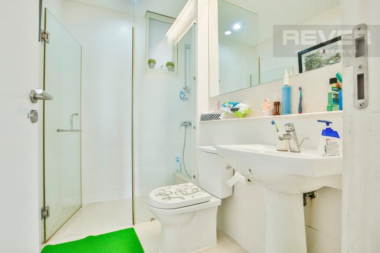 Toilet 3 Căn hộ The Estella Residence 3 phòng ngủ, tầng cao T1, nội thất đầy đủ