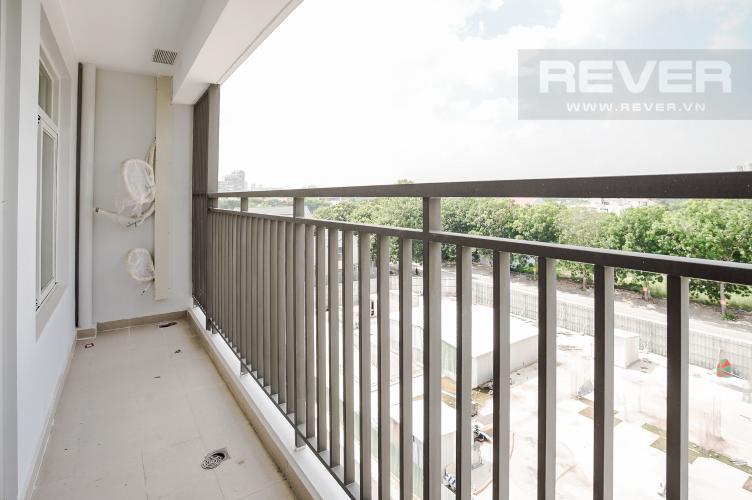 Ban Công Bán căn hộ Sunrise Riverside 3PN, tầng thấp, diện tích 81m2, không nội thất