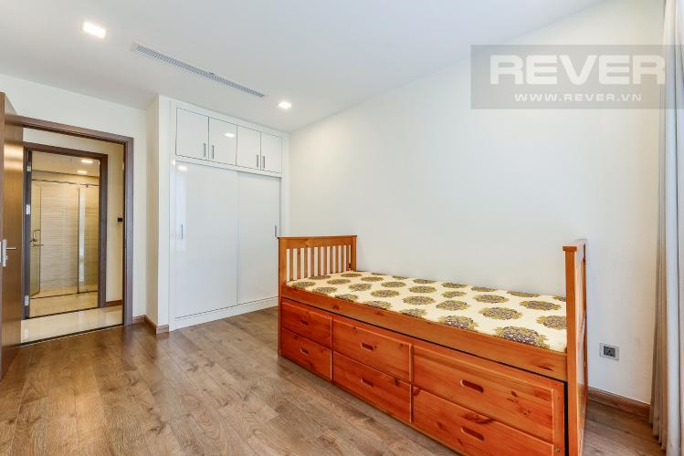 Phòng ngủ 2 Căn hộ Vinhomes Central Park tầng cao tòa Park 6, 2 phòng ngủ, full nội thất