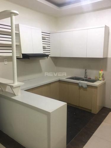 Phòng bếp căn hộ Tân Phước Plaza, Quận 11 Căn hộ Tân Phước Plaza ban công hướng Tây, đầy đủ tiện nghi.