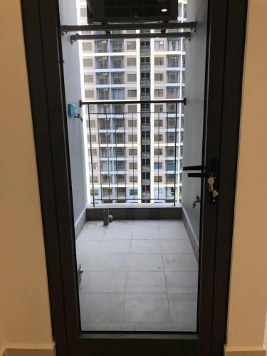 Lô gia Vinhomes Grand Park Quận 9 Căn hộ Vinhomes Grand Park tầng 31, nội thất cơ bản.