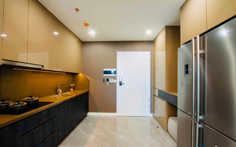 Phòng bếp Sunshine Diamond River, Quận 7 Căn hộ Sunshine Diamond River tầng trung, nội thất cơ bản.