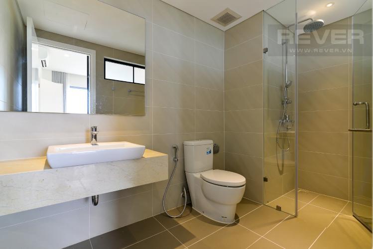 Phòng Tắm 1 Cho thuê căn hộ Diamond Island - Đảo Kim Cương 2PN, tháp Canary, đầy đủ nội thất, view sông mát mẻ