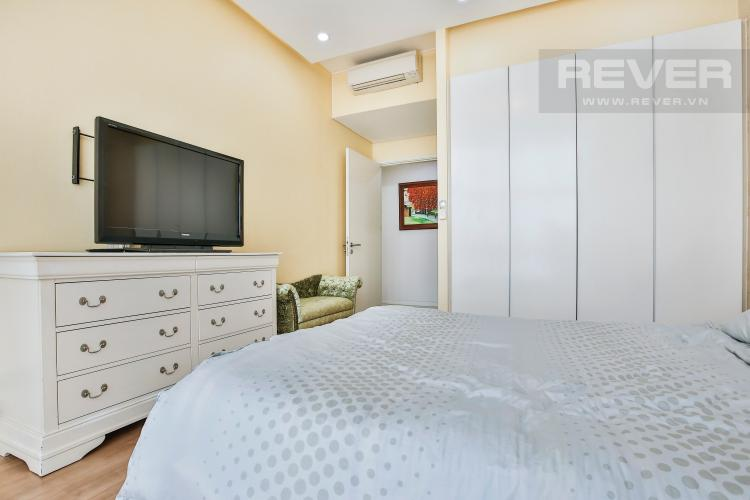 Phòng Ngủ 1 Căn hộ The Estella Residence 2 phòng ngủ tầng cao 2B hướng Đông Nam