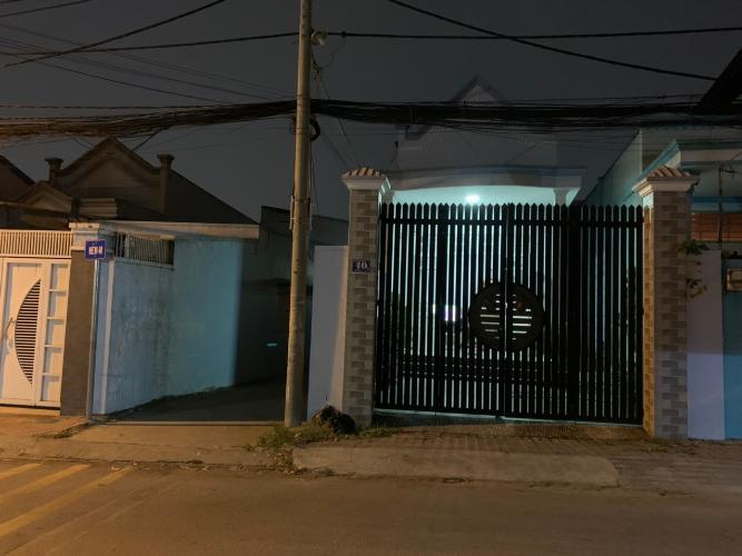 Mặt tiền trước nhà phường Tăng Nhơn Phú A, quận 9 Nhà cấp 4 sổ hồng chính chủ - đường số 160, Phường Tăng Nhơn Phú A